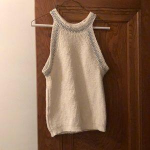 Mango (European brand) sweater tank